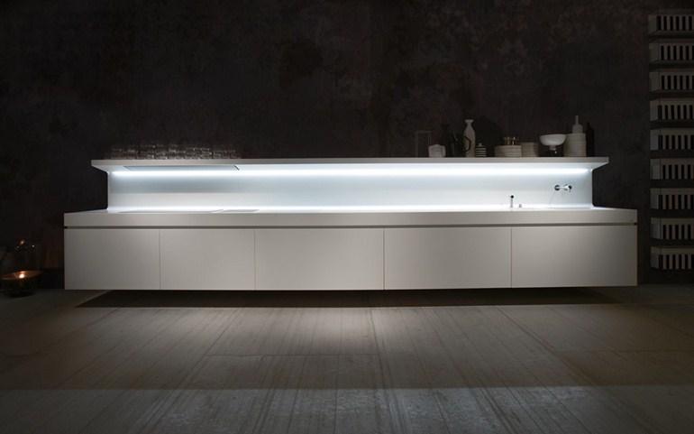 Cucine Moderne Minimal.Cucine Minimal Dalle Linee Essenziali Casa Di Stile
