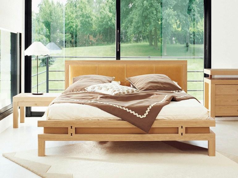Roche-bobois: una camera da letto di classe - Casa di stile