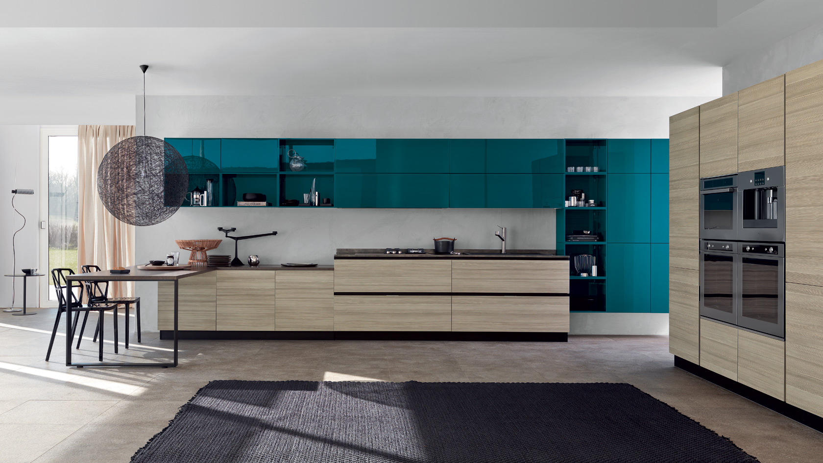 Beautiful Cucine Moderne Scavolini 2014 Pictures - Ideas & Design ...