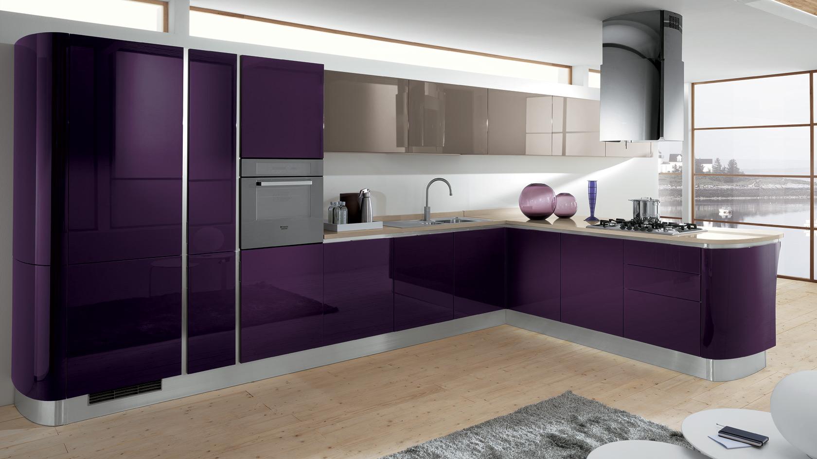 In cucina diamo spazio al colore - Casa di stile
