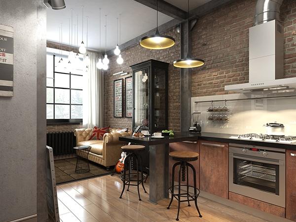 Come sfruttare al meglio lo spazio 4 mini appartamenti di for Arredare piccoli appartamenti