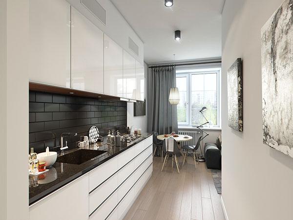 Come sfruttare al meglio lo spazio 4 mini appartamenti di for Appartamenti di design milano