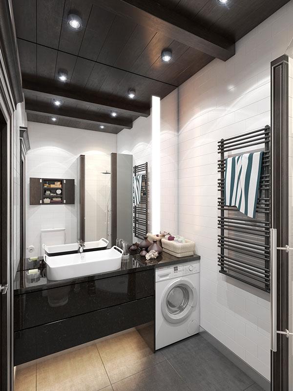 Top Come sfruttare al meglio lo spazio: 4 mini appartamenti di design  HT66