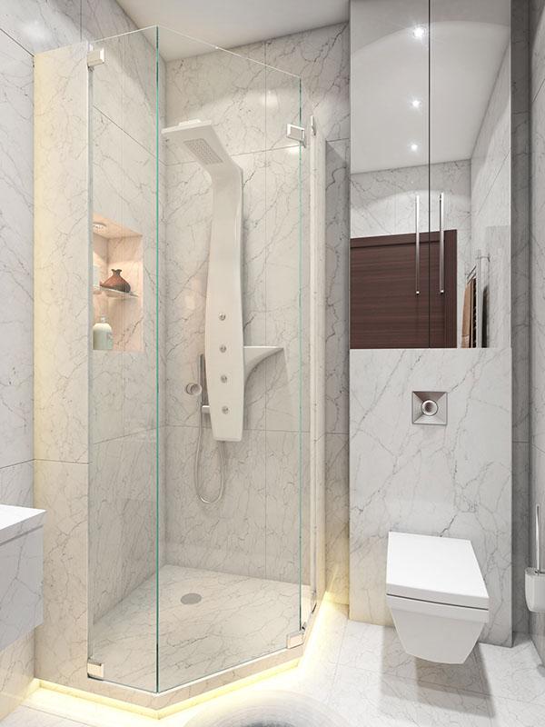 Mini appartamento di 36 mq