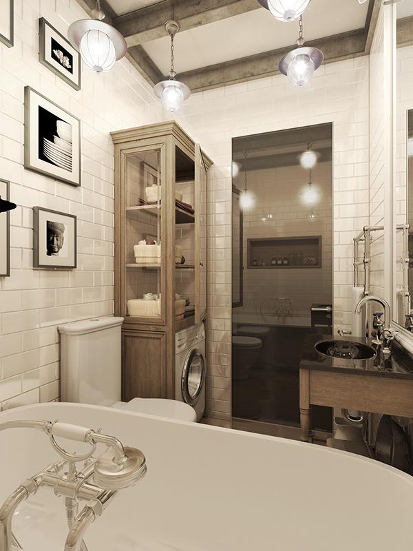 Come sfruttare al meglio lo spazio 4 mini appartamenti di for Arredamento bilocale moderno