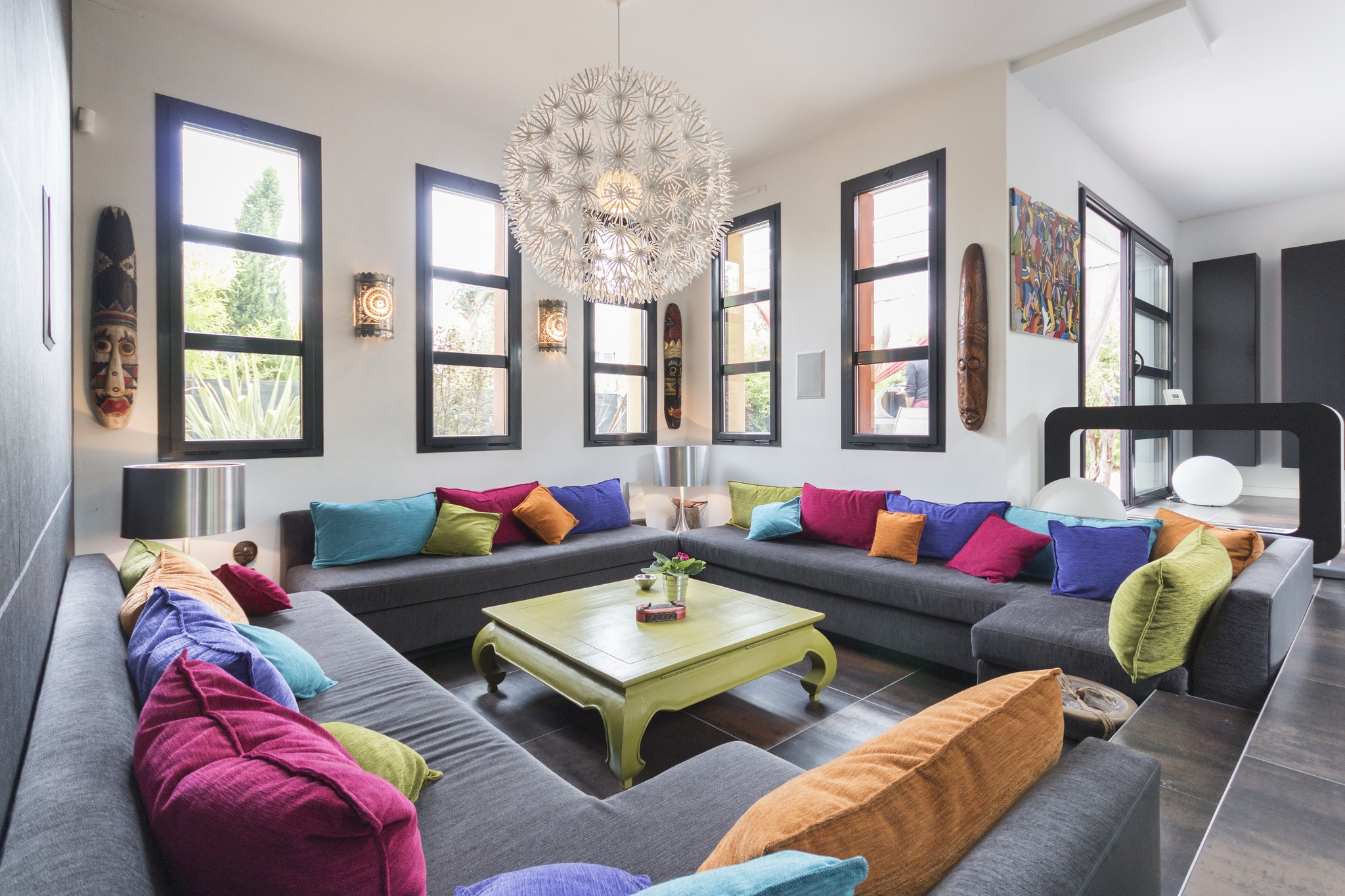 Villa contemporanea a La-Baule - Photo: Steven Baconnais