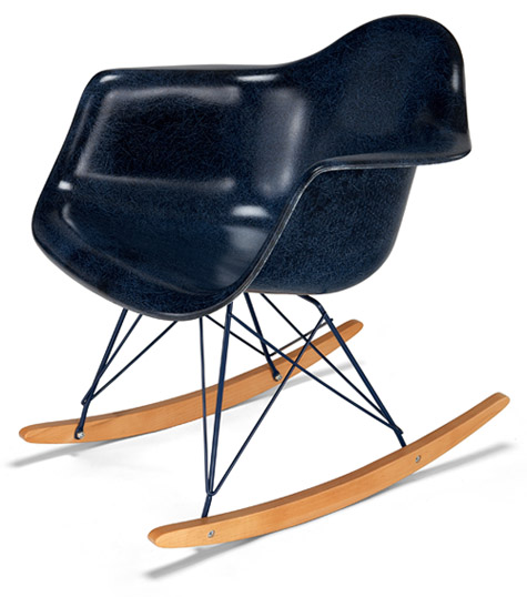 Shell Rocker Chair