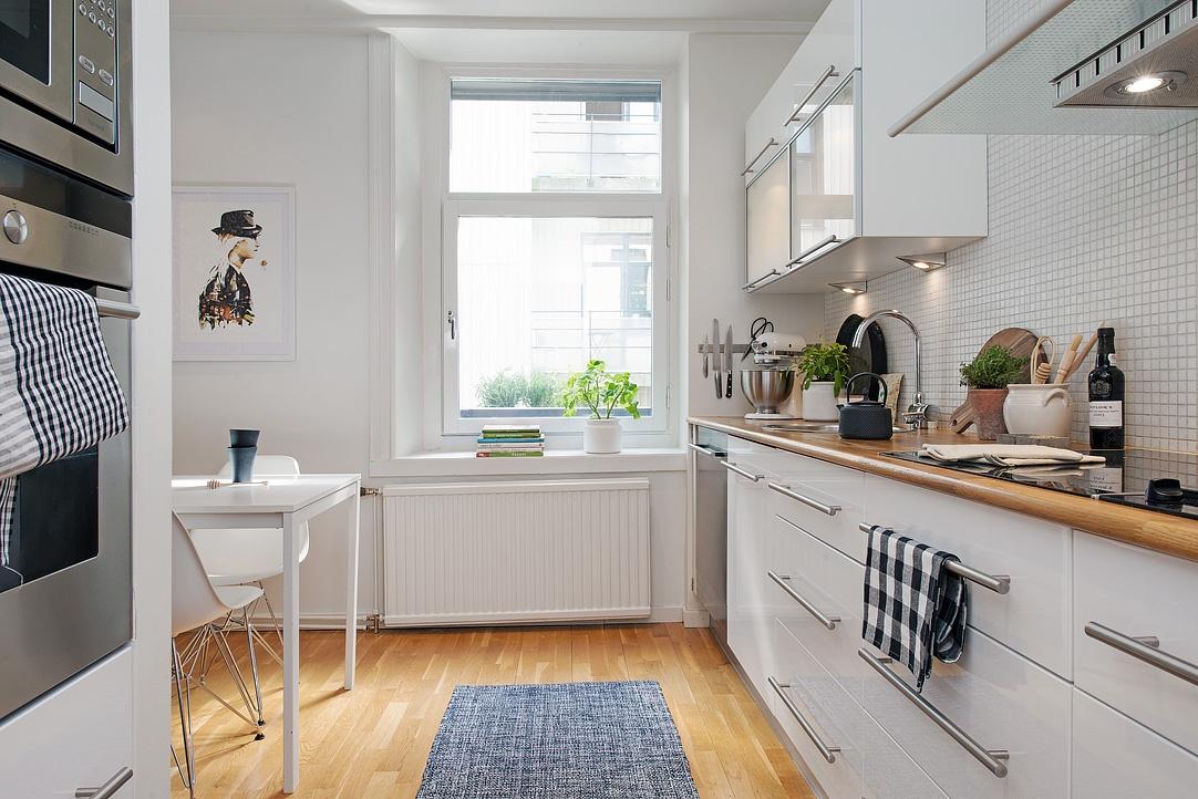 Un appartamento in perfetto stile scandinavo for Case di stile