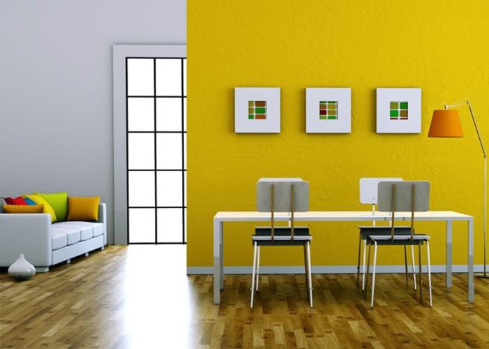 Come scegliere il colore per le pareti - Casa di stile