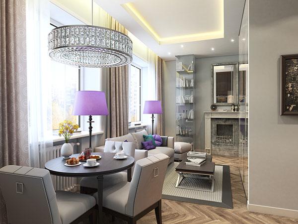 Come sfruttare al meglio lo spazio 4 mini appartamenti di for Piccoli piani di casa francese