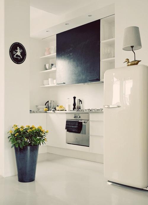 smeg elettrodomestici come oggetto di arredamento casa. Black Bedroom Furniture Sets. Home Design Ideas