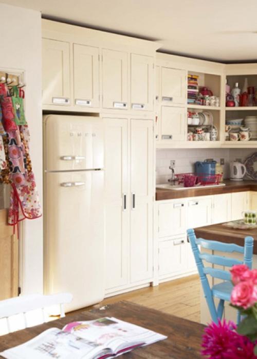 smeg elettrodomestici come oggetto di arredamento casa di stile. Black Bedroom Furniture Sets. Home Design Ideas