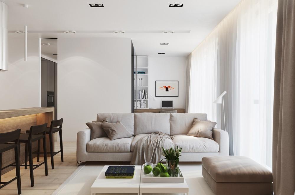 Colori Caldi Per Pareti Di Casa Foto.Un Appartamento Moderno Dai Colori Caldi Casa Di Stile