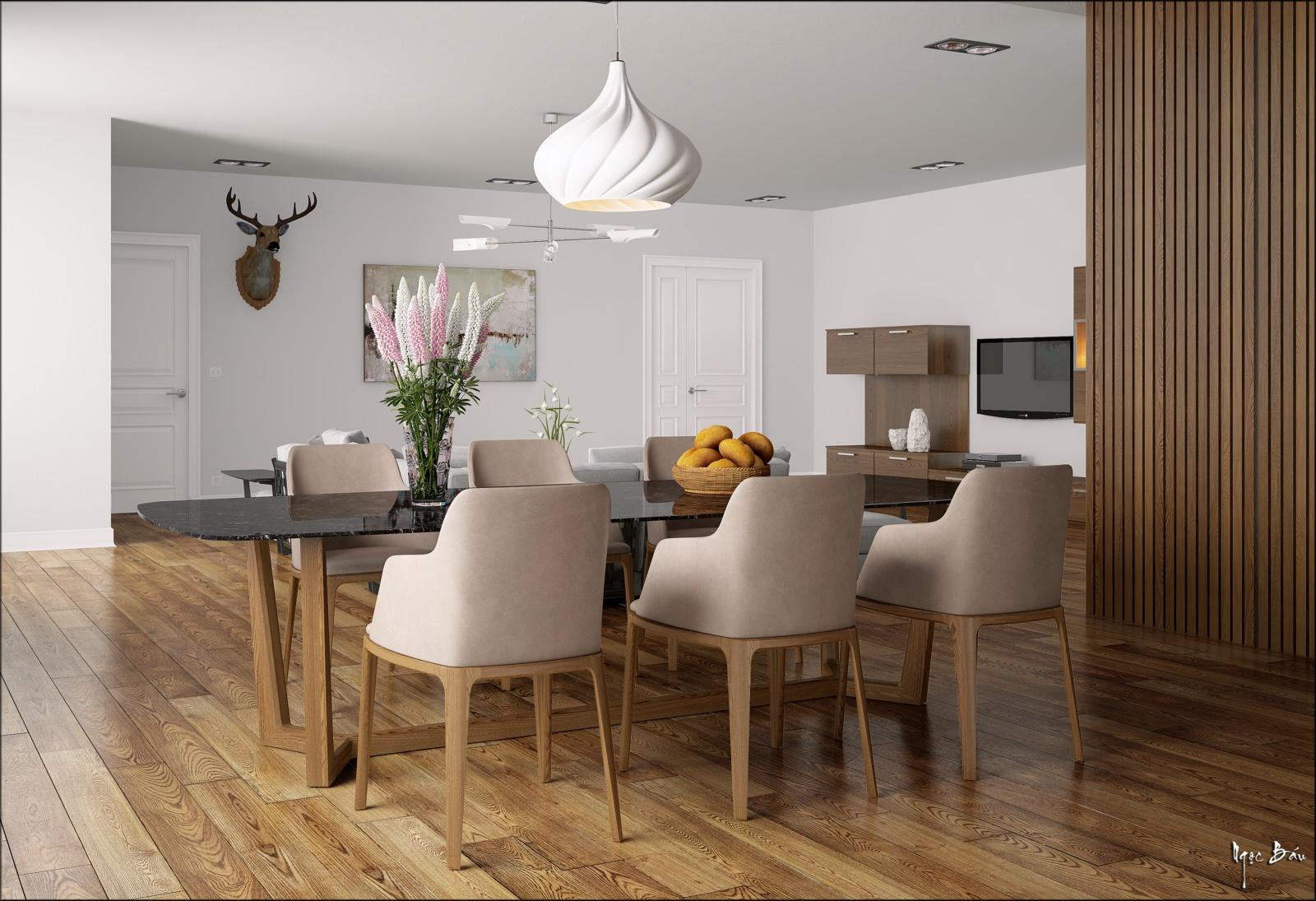 Una selezione di sale da pranzo accoglienti e di design - Casa di stile