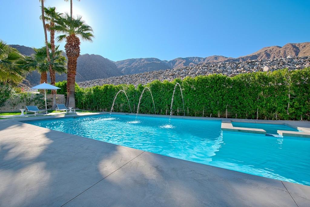 Villa da sogno a Palm Spring in California