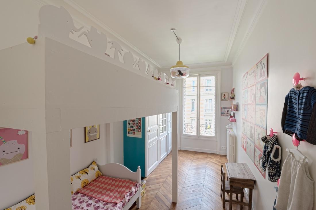 Un appartamento stravagante e originale per una giovane for Un appartamento