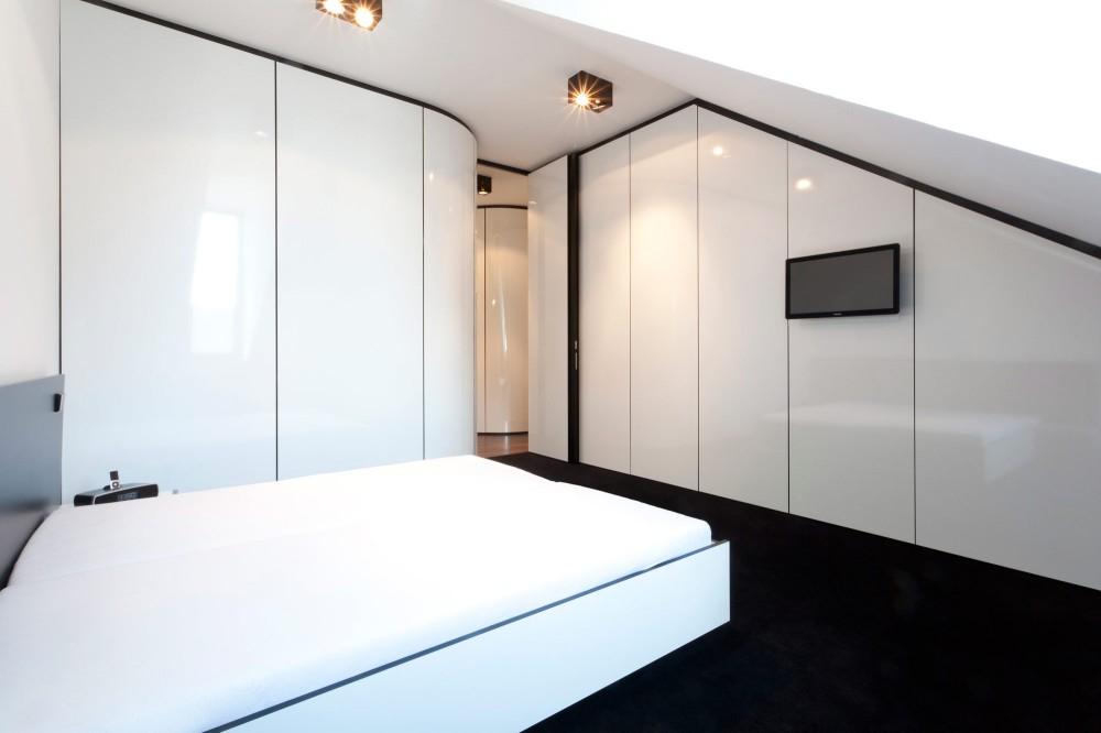 Appartamento Total White Moderno E Minimalista Casa Di Stile