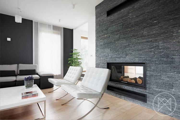 Preferenza Progetto D21: interni minimalisti, moderni e accoglienti per una  JQ52