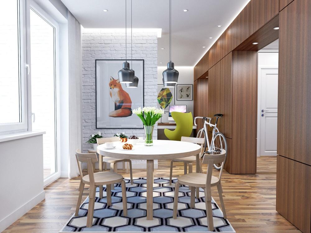 Piccoli spazi grande organizzazione casa di stile for Praktikum design frankfurt