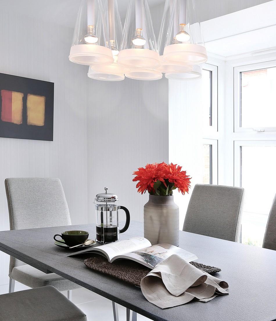 Un appartamento moderno e vivace per una giovane famiglia for Un appartamento