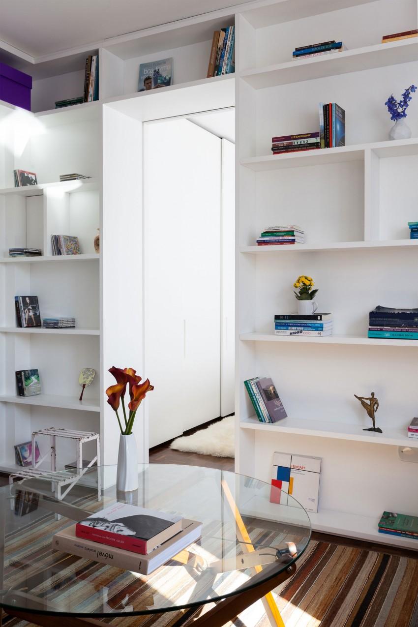 30 metri quadri eleganti e moderni casa di stile - Valutazione metri quadri casa ...