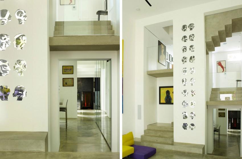 Una casa sofisticata e di carattere a londra casa di stile for Wohnzimmer reihenhaus einrichten