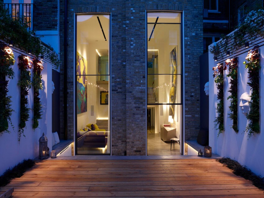 Designer: Stephen Fletcher Architects