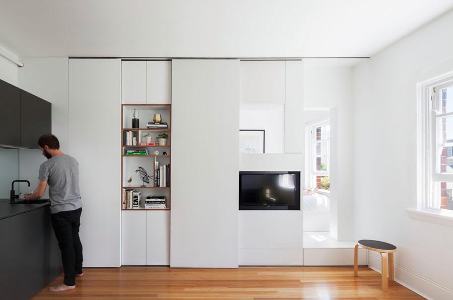 Top Come sfruttare al meglio lo spazio: 4 mini appartamenti di design  LZ67