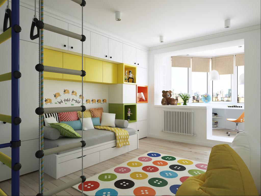 A mosca un appartamento dello stile scandinavo casa di stile for Scrivania stile scandinavo