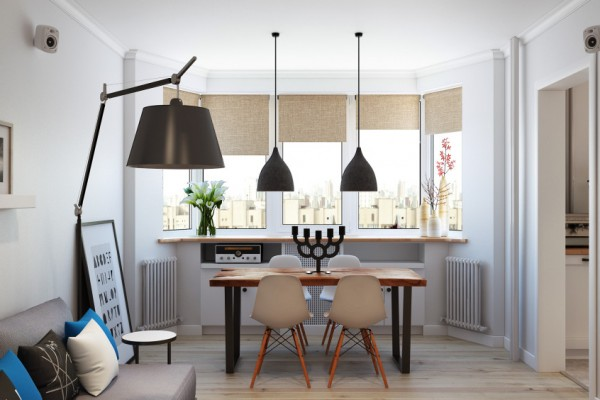 A mosca un dello stile scandinavo with design scandinavo for Sedia design nordico