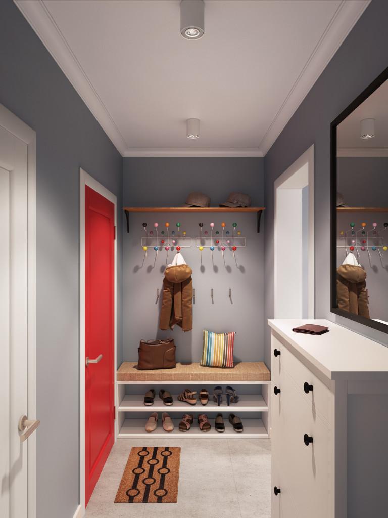 A mosca un appartamento dello stile scandinavo casa di stile for Un appartamento