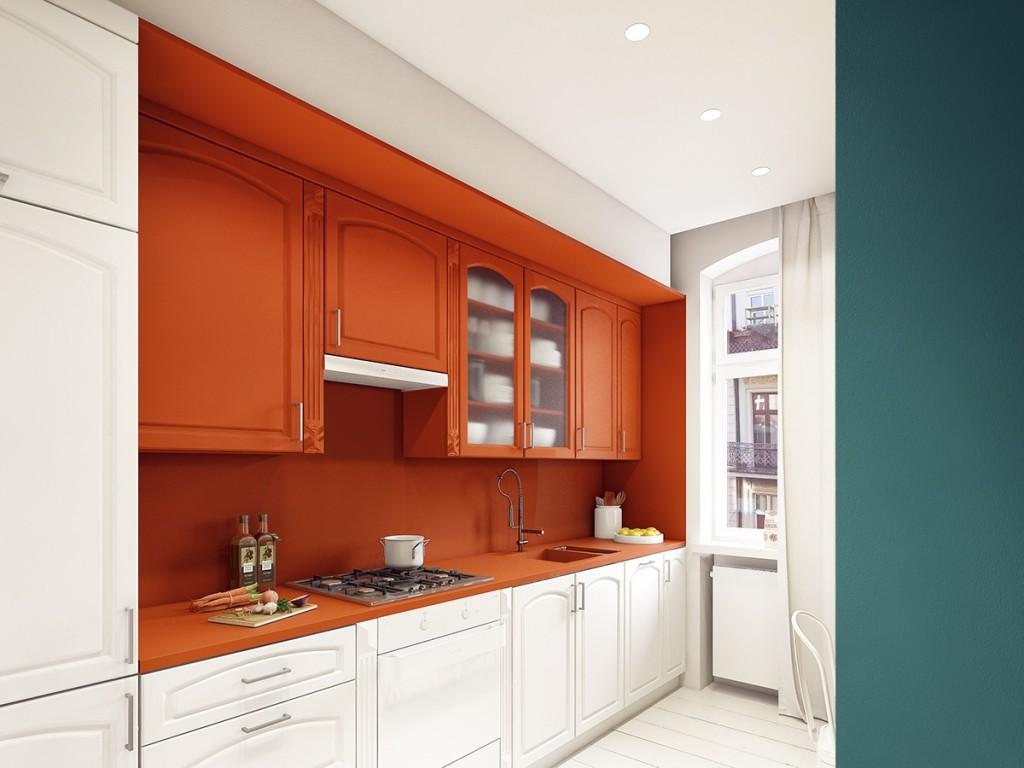 geometric-kitchen