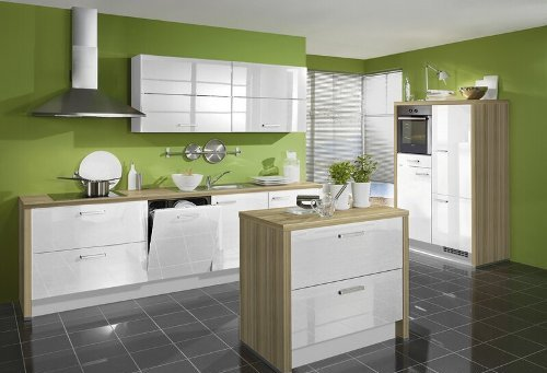 Light-Green-Kitchen-Color