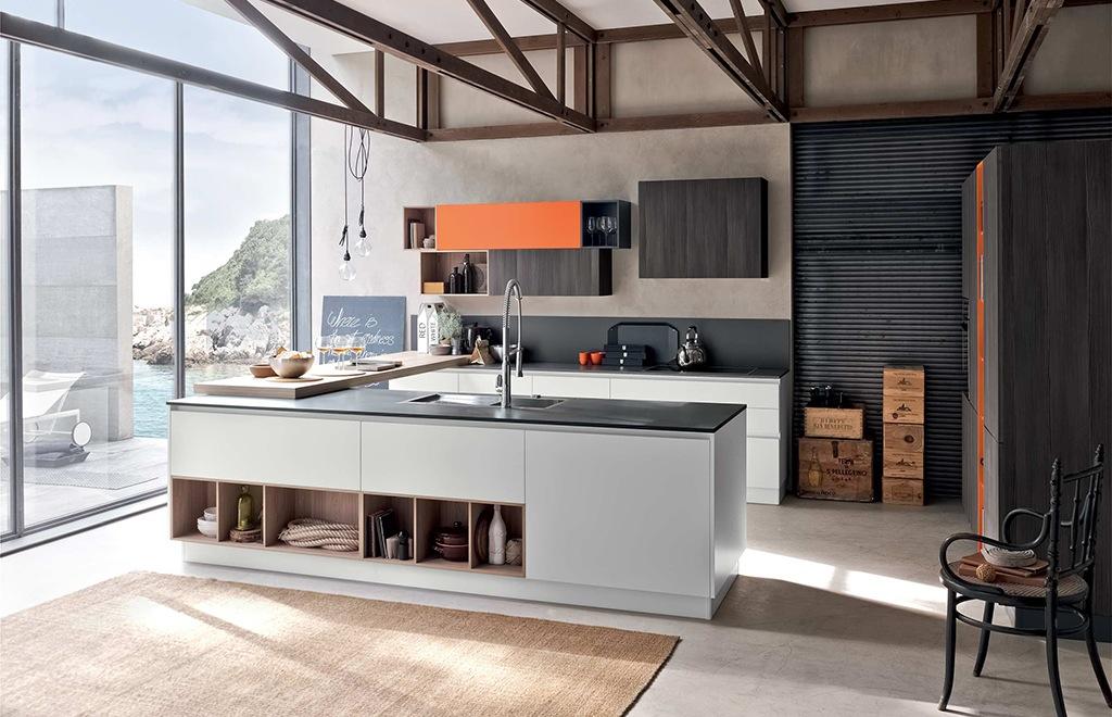 Come scegliere il top della cucina casa di stile for Piano cucina in cemento