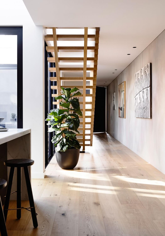 Una moderna e accogliente casa con tanta luce casa di stile for Stile casa moderna
