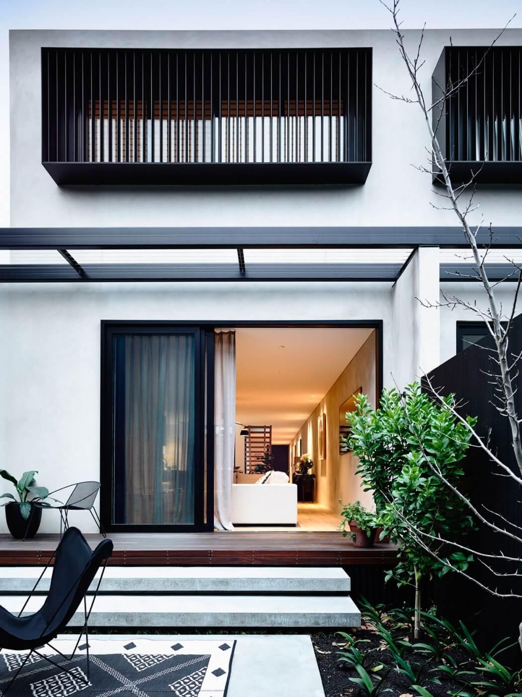 Una moderna e accogliente casa con tanta luce casa di stile for Casa moderna accogliente