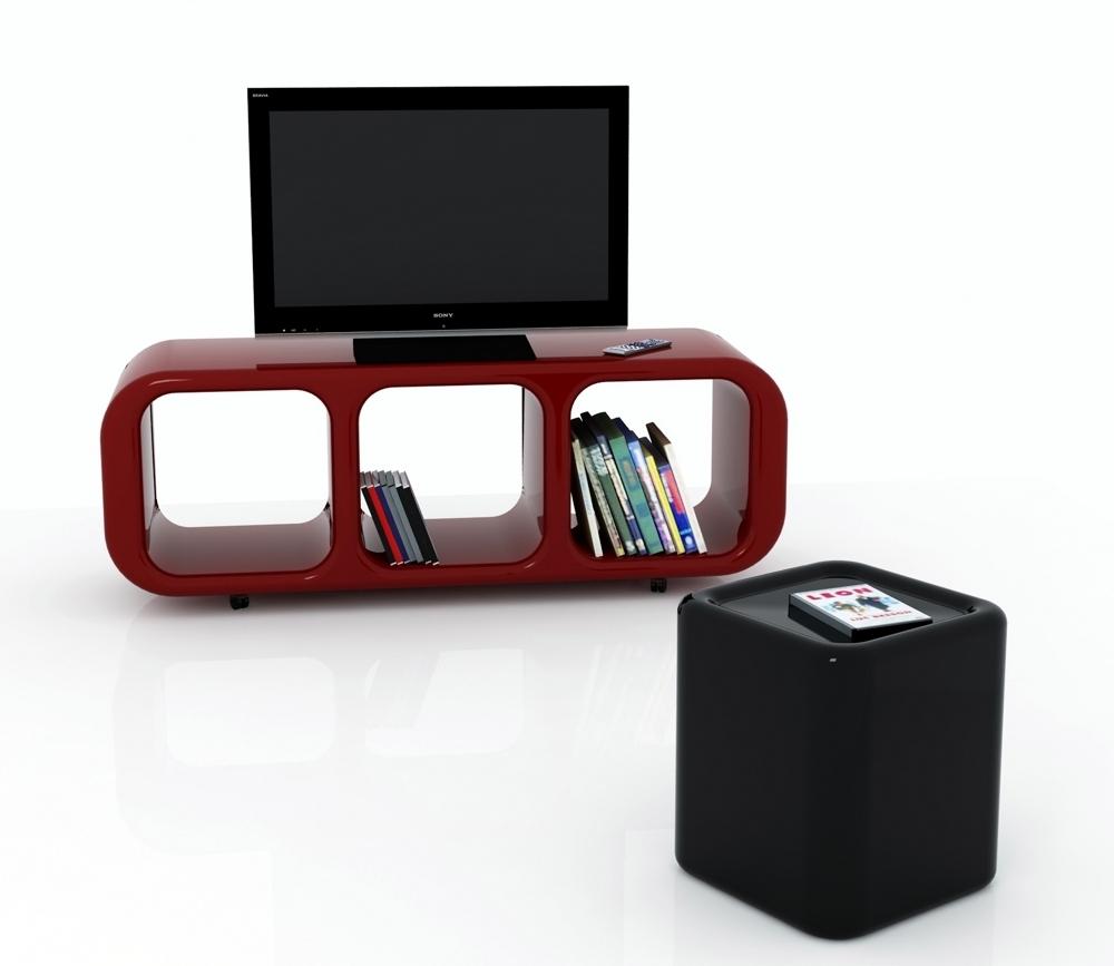 Mobile Contenitore Eracle - Designer: Paolo D'ippolito per Zad Italy