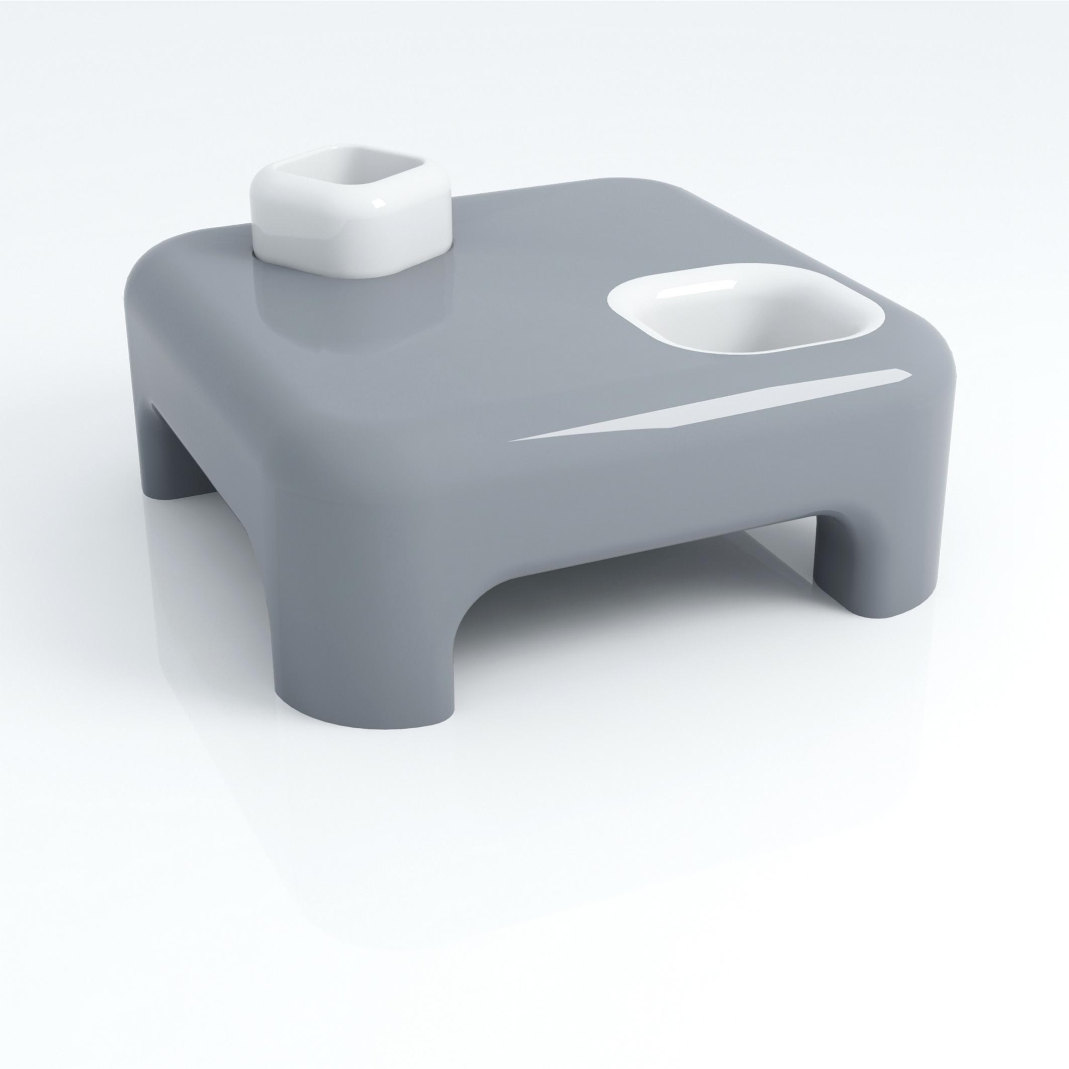 Tavolino Prometeo - Designer: Paolo D'ippolito per Zad Italy