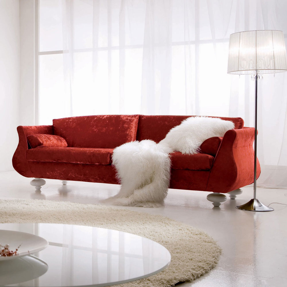 Divano Tessuto Antimacchia Opinioni come scegliere il divano giusto per il soggiorno - casa di stile