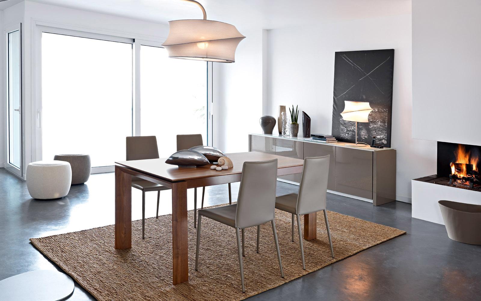 Come Dividere Sala E Cucina come scegliere il tavolo da pranzo perfetto - casa di stile