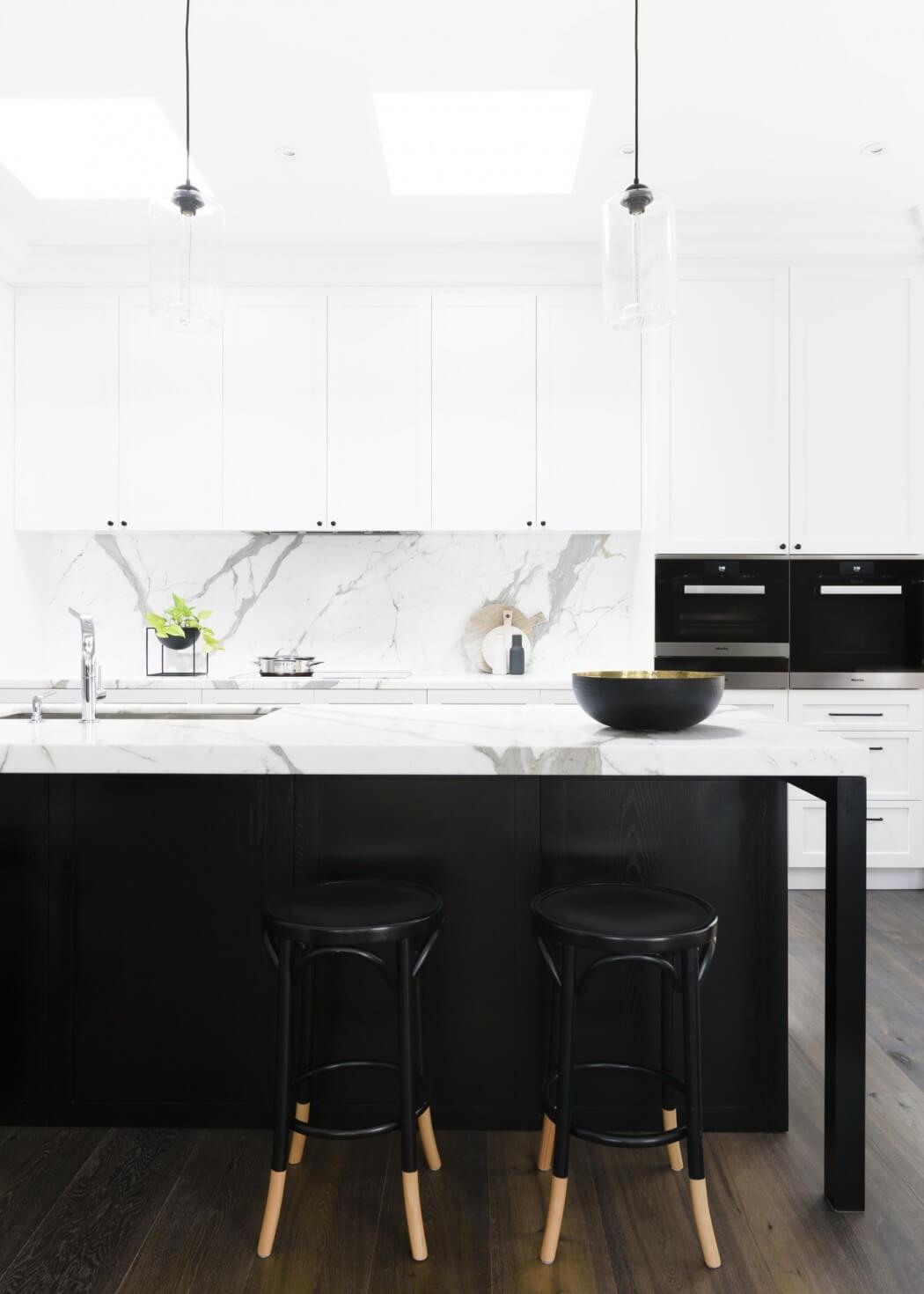 Sofisticata ed elegante una casa tutta da vivere casa for Casa stile shaker