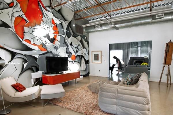 Stile industriale e acciaio - Cohen Carnaggio Reynolds Architects