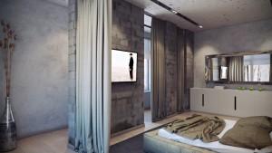 Veltrov - Camera da letto stile Urban style