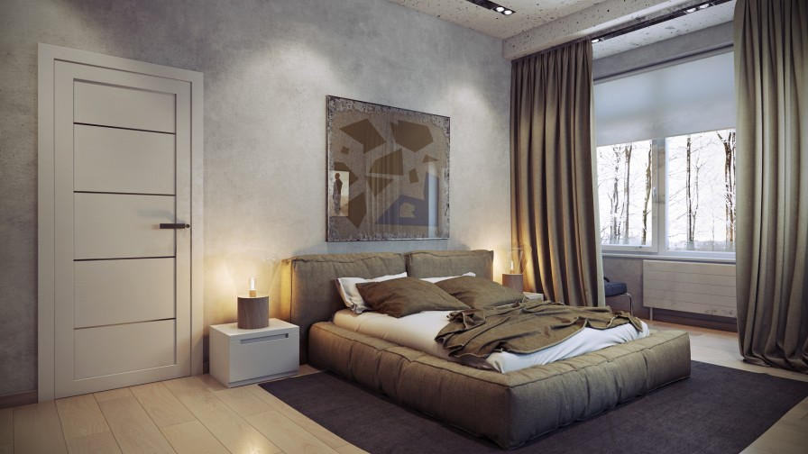 6 stili diversi per arredare la camera da letto casa di - Camera da letto stile industriale ...
