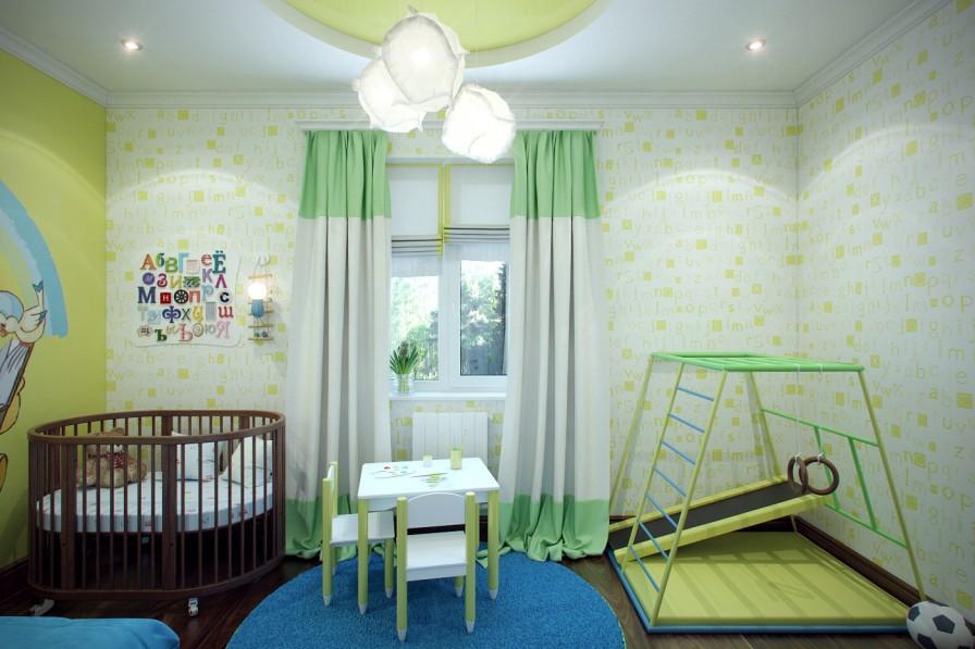 Camera per bambini - Soluzione 4