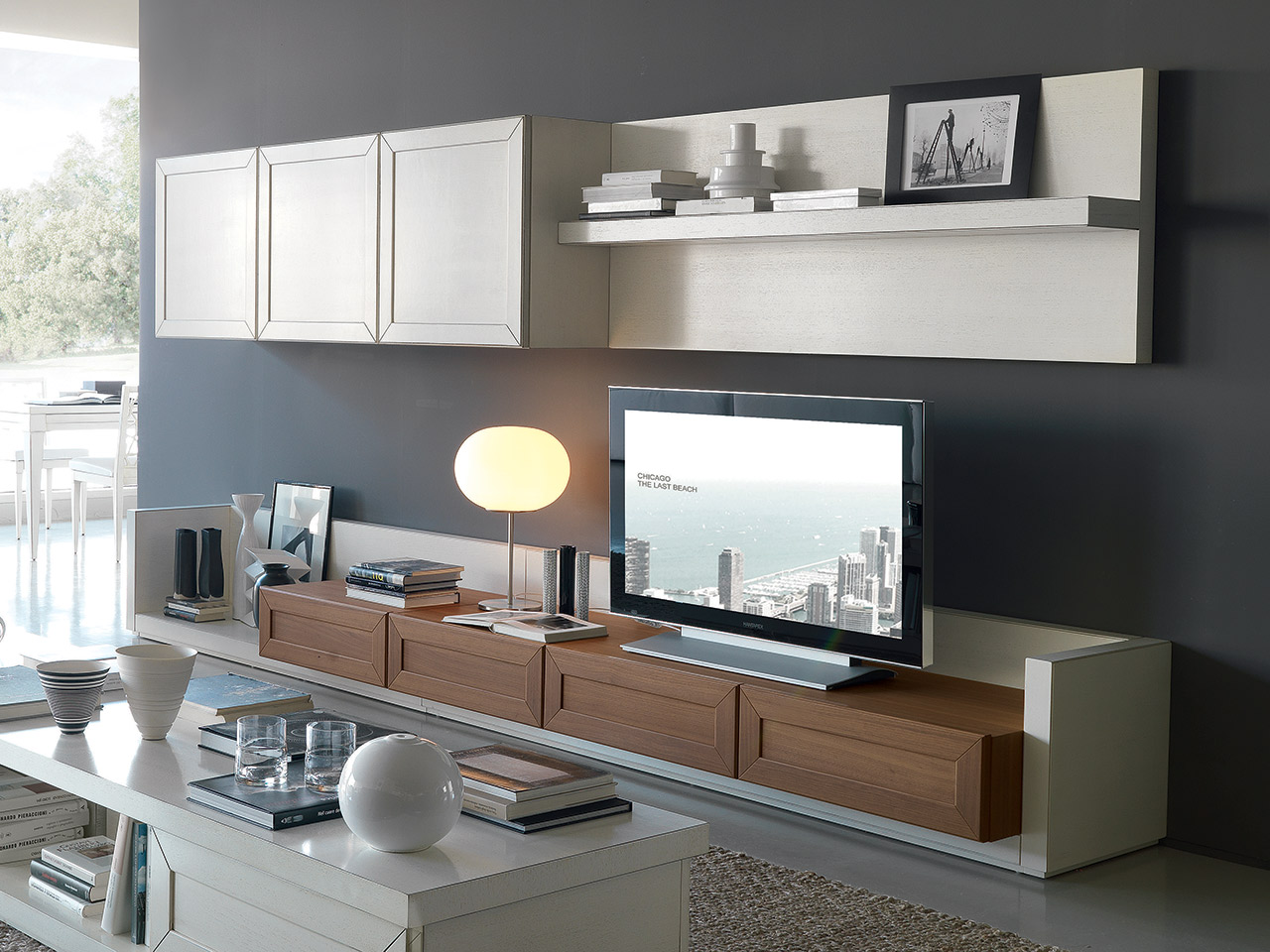 Sistema Opera OS07 - Designer Bruno Piombini - Store: Casa Outlet Arredamenti