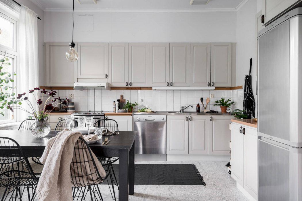 Un appartamento elegante in stile scandinavo casa di stile for Case di stile