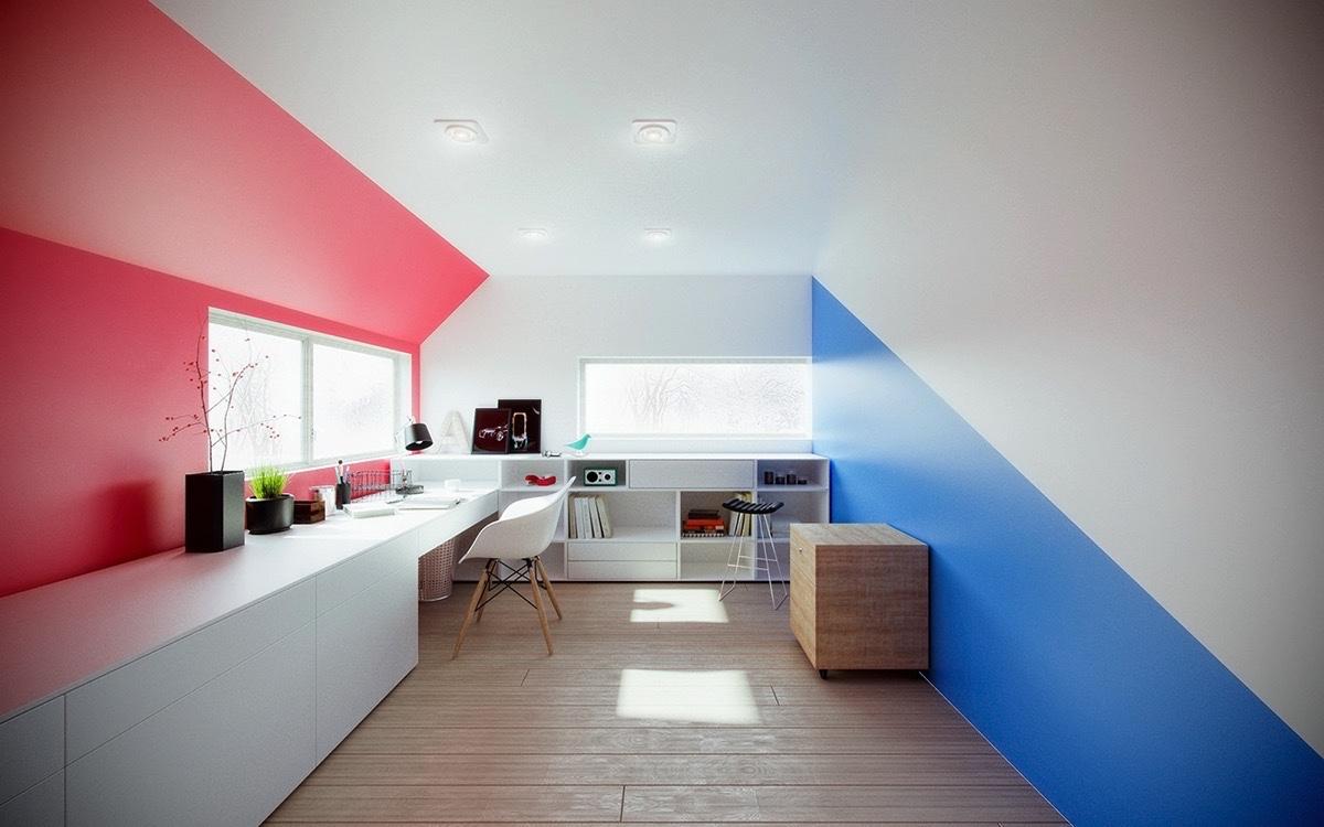Organizzare Ufficio In Casa : Home office: idee per organizzare il tuo ufficio in casa casa di stile