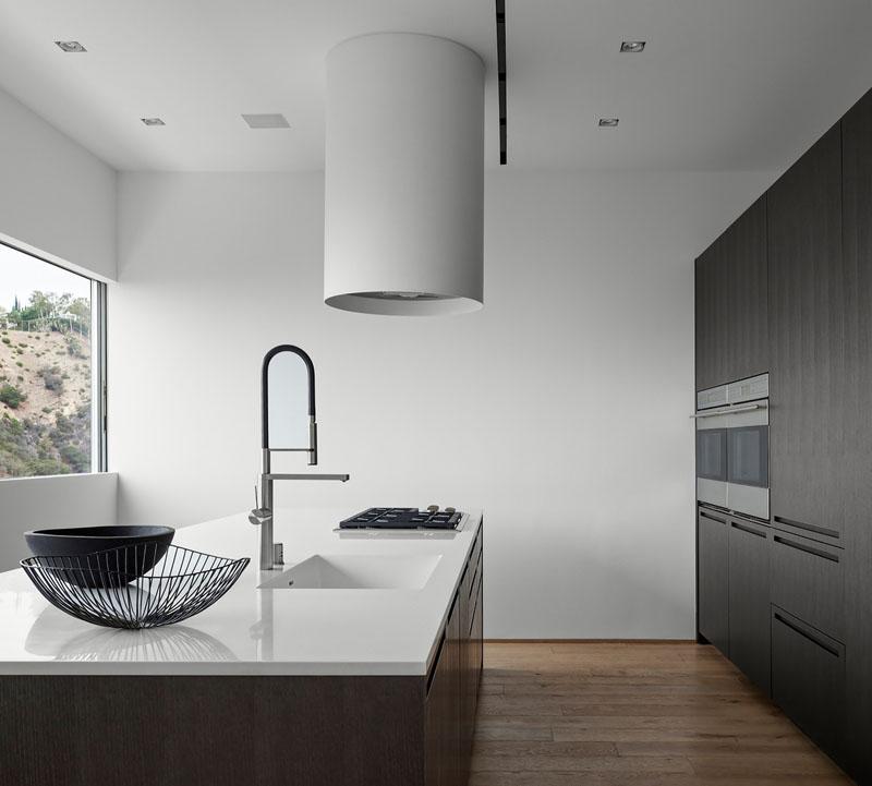 Interior designer: Dominic Gasparoly -Architectur: Khalid Watson of GWdesign. Photography by Dana Meilijson.