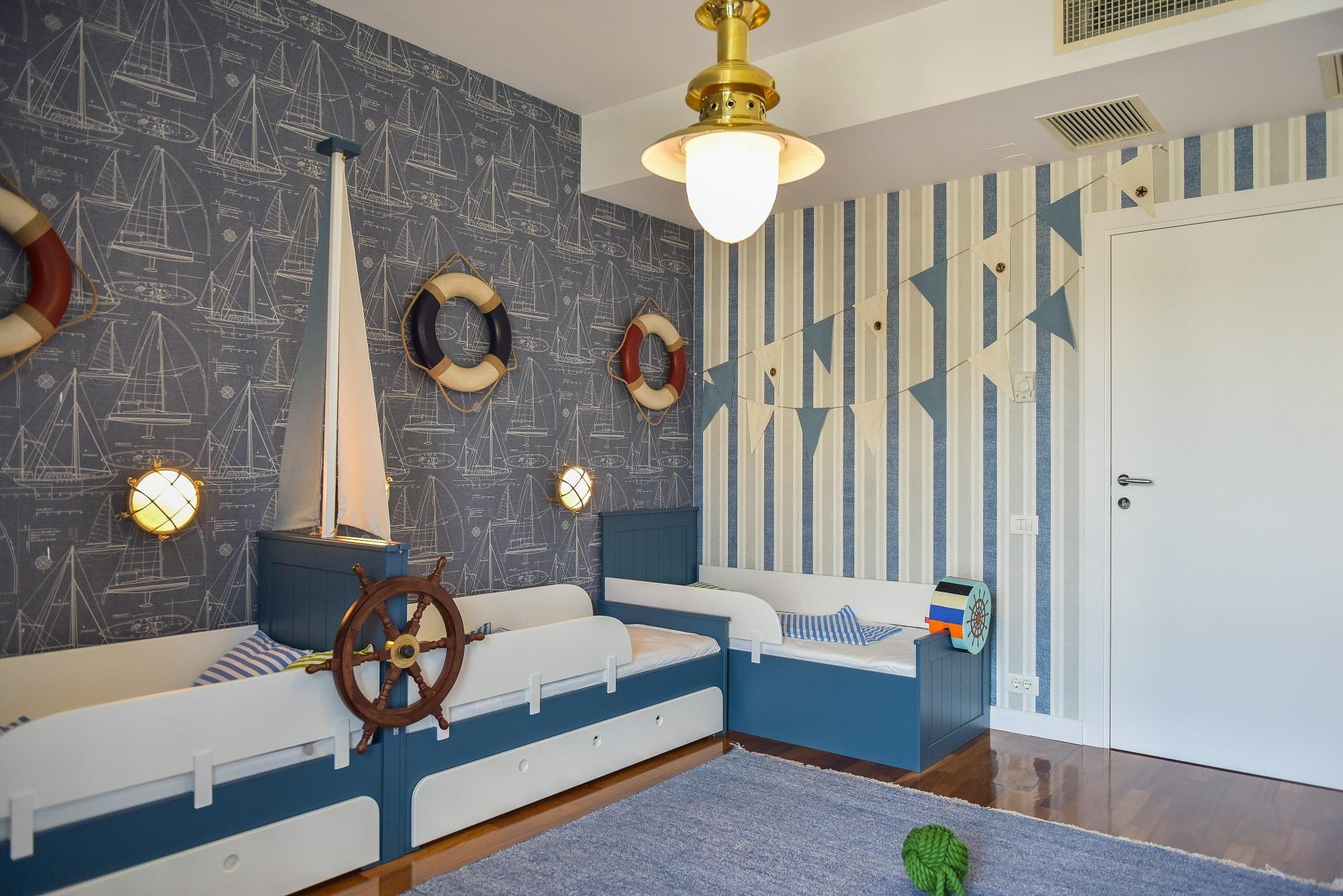 Nuovo design scandinavo contemporaneo per un appartamento for Un appartamento